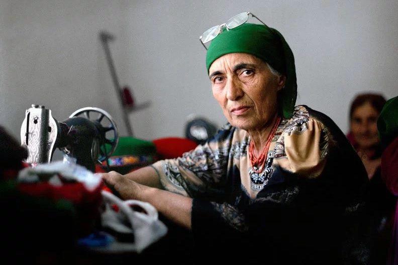 Женщины Таджикистана