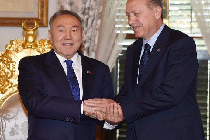 Эрдоган Назарбаев