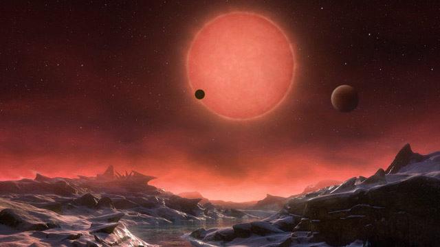 TRAPPIST-1, экзопланета