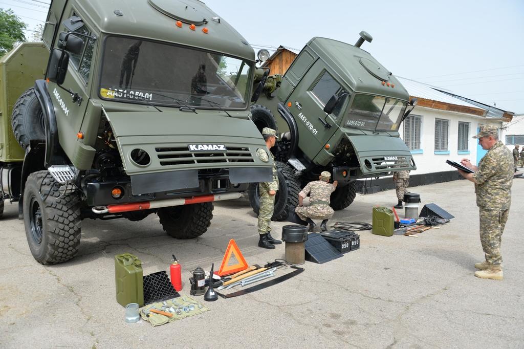 Министерства обороны техника
