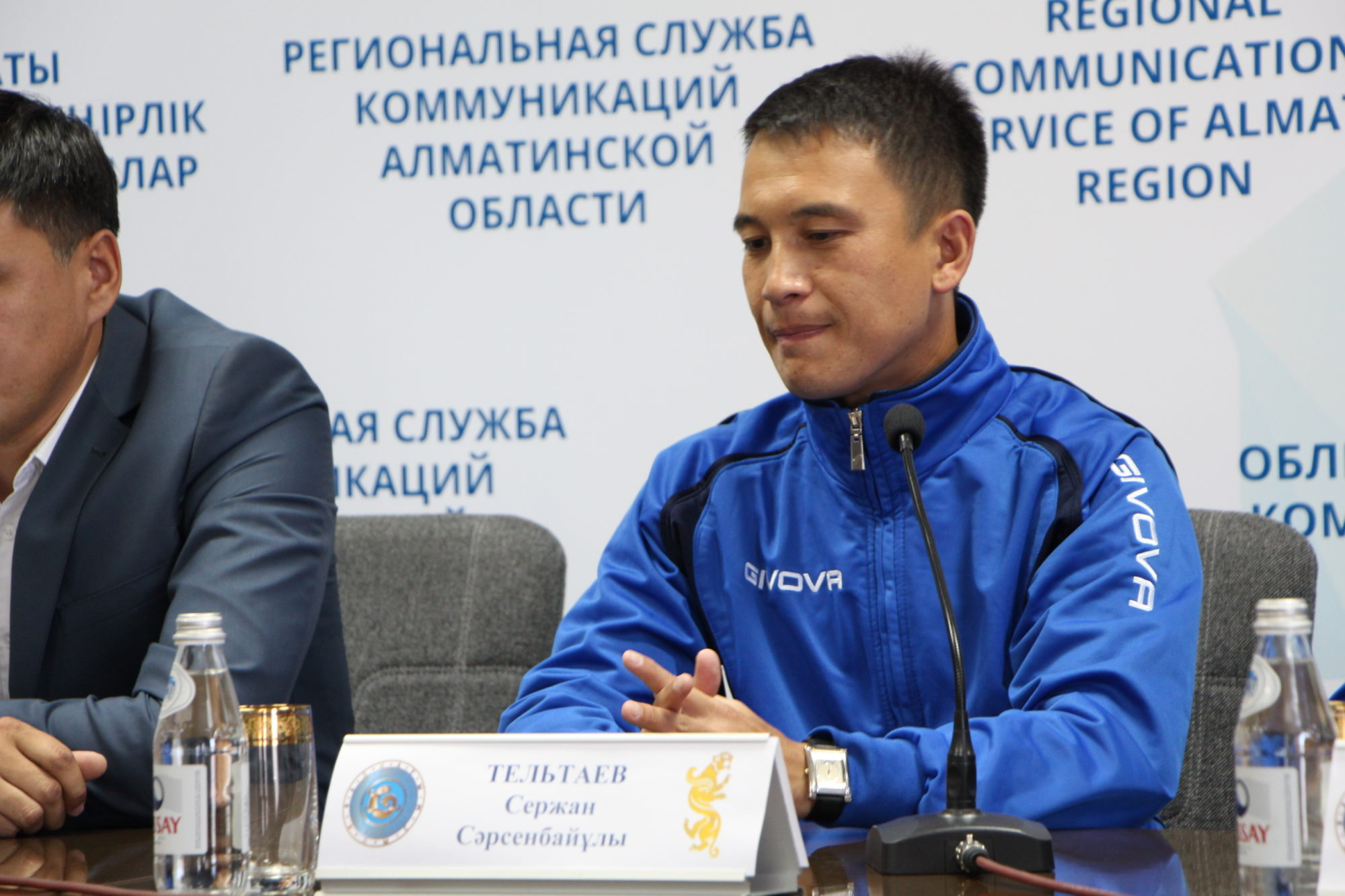 Тельтаев Сержан