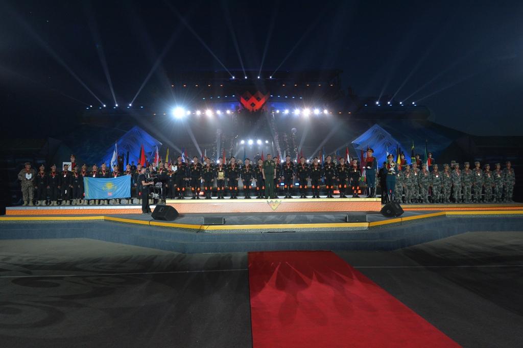 АрМИ-2017 Казахстан