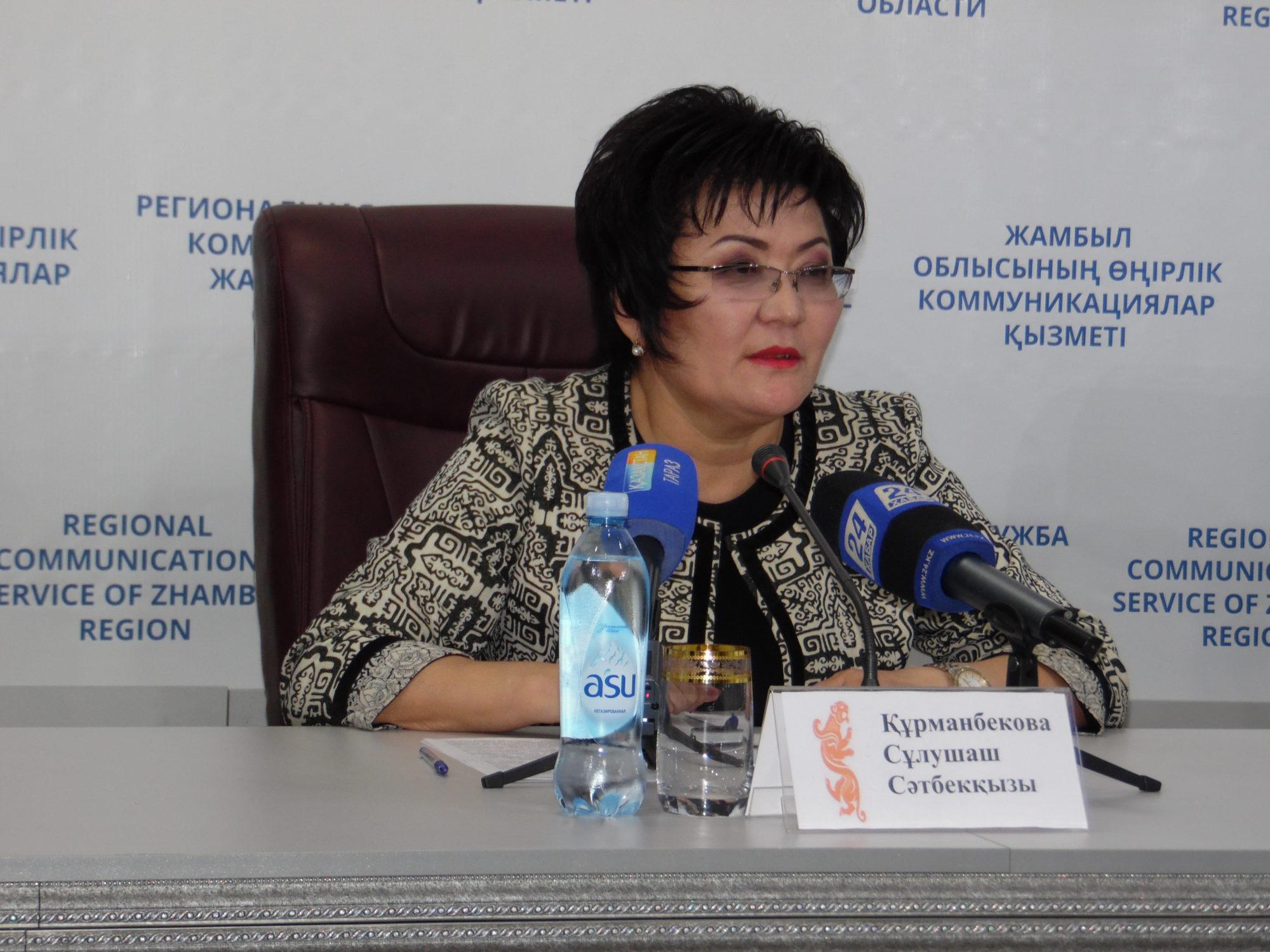 Сулушаш Сатбековна