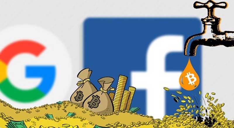 Фейсбук запретил рекламу