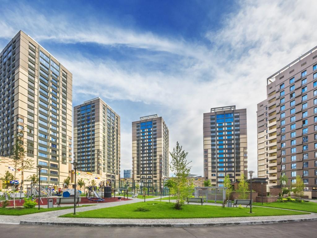 Жилье в Алматы