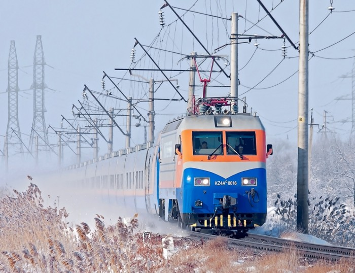 Интернет в поездах