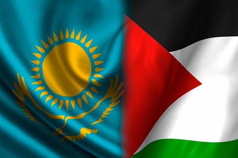 Казахстан и Палестина