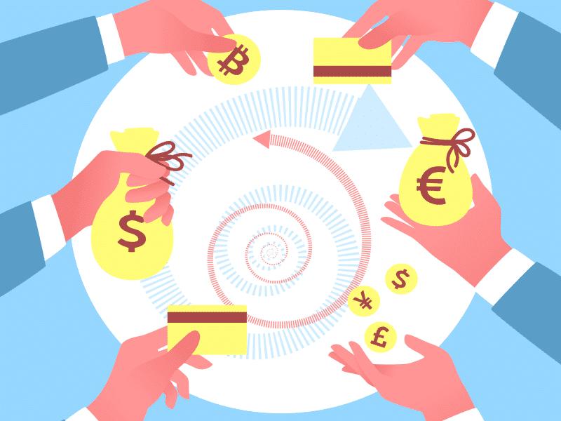 доллар, экономика