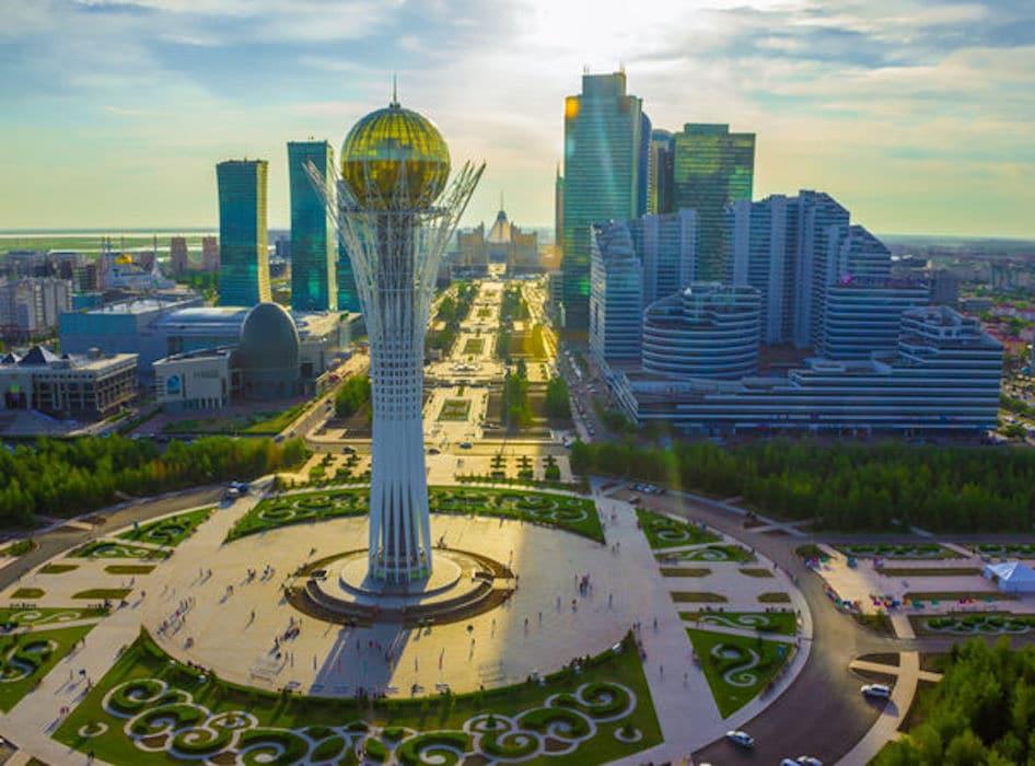 Астана, Нурсултан