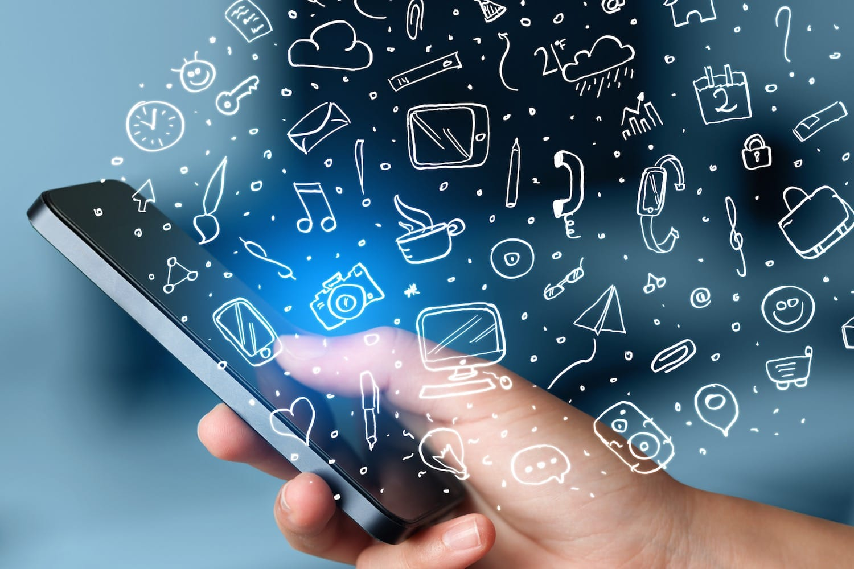 Интернет, информация, телефон, онлайн