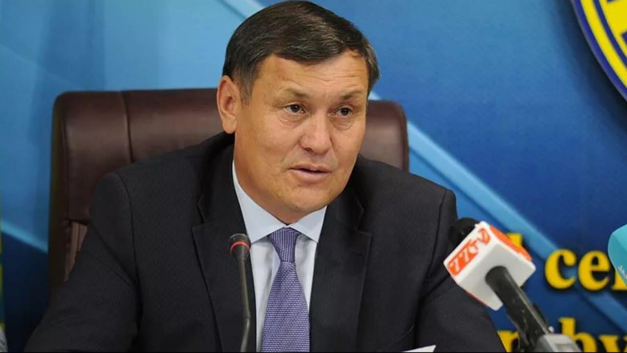 Галымжан Абдраимов
