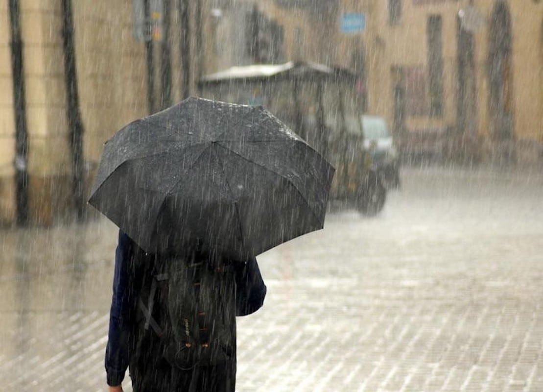 Дождь, прогноз погоды