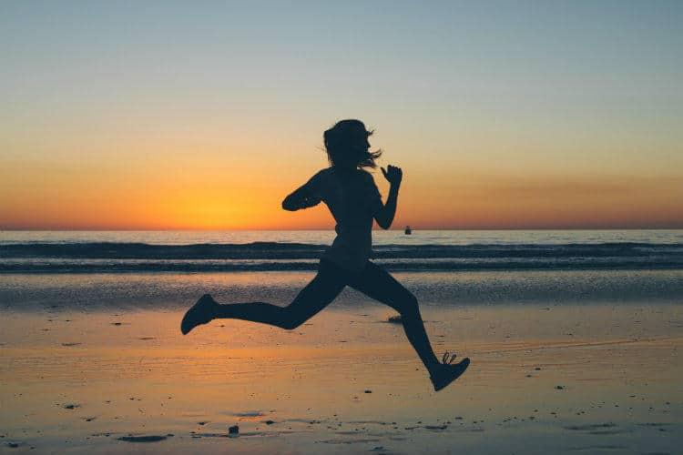 марафон, бегать