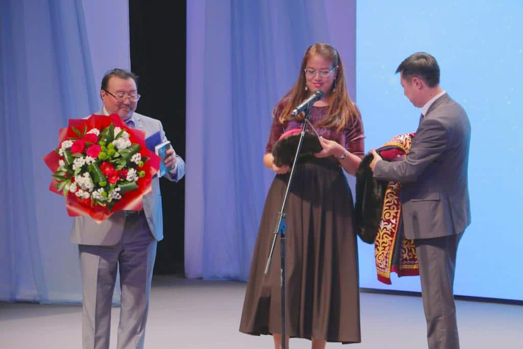65-летний юбилей Улыкбека Есдаулетова