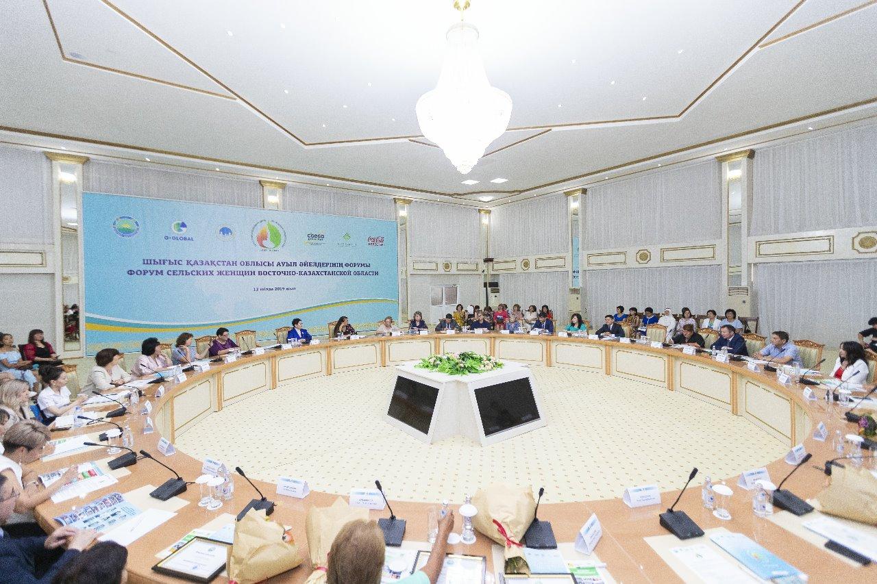 Восточно Казахстанская область