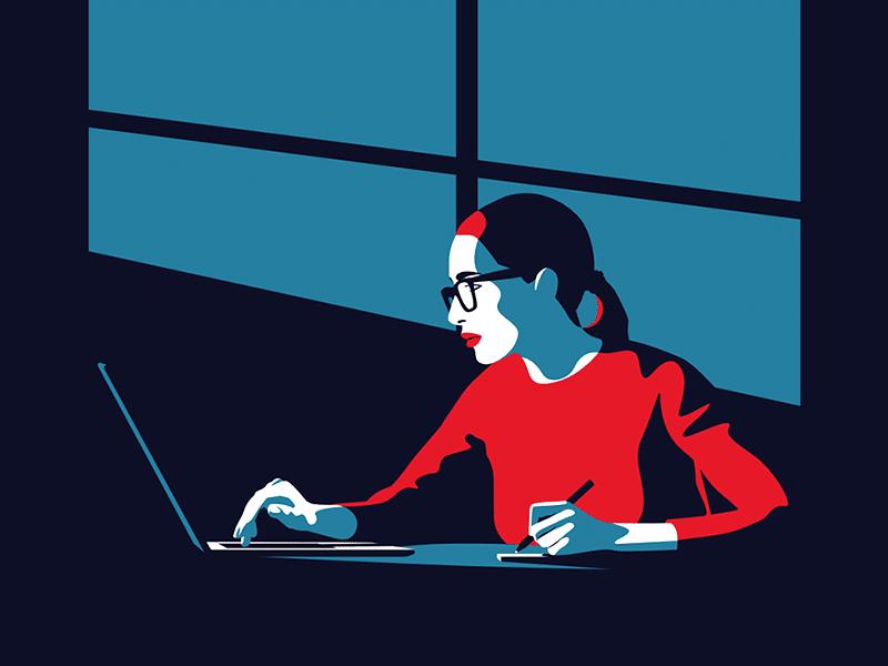 Кибергигиена, компьютер, онлайн