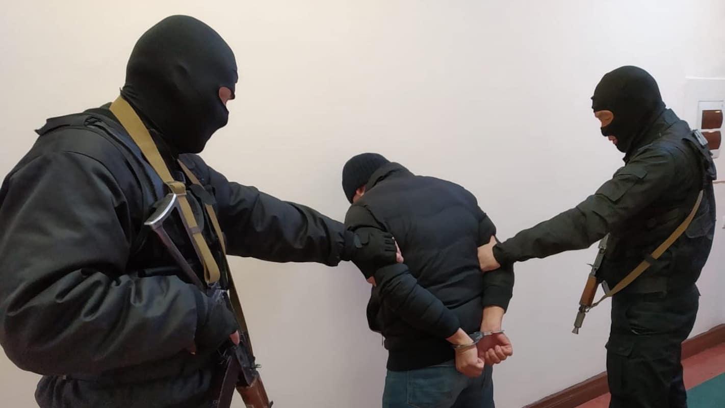 Задержан сбежавший сержант