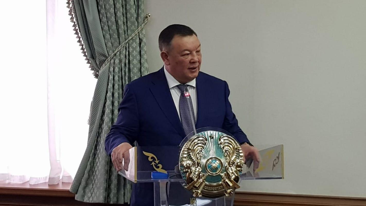 Багдат Манзоров