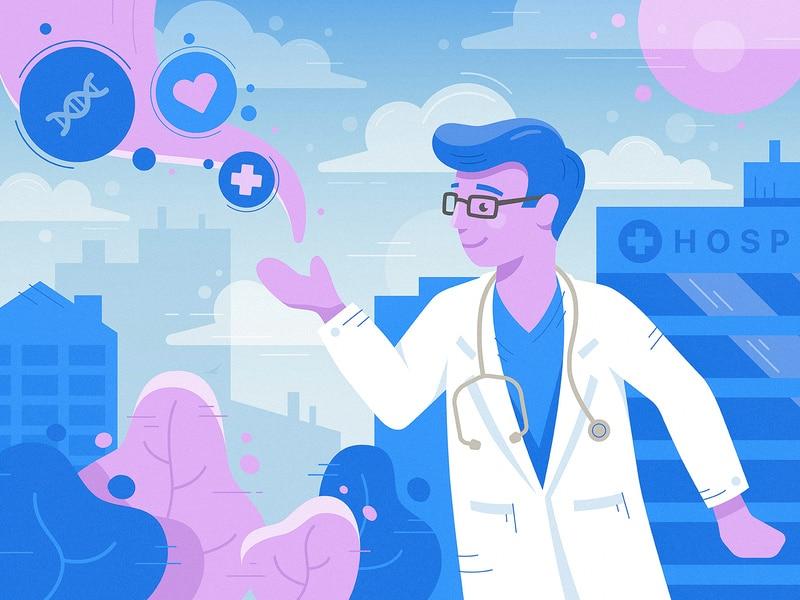 Медицина, доктор, врач