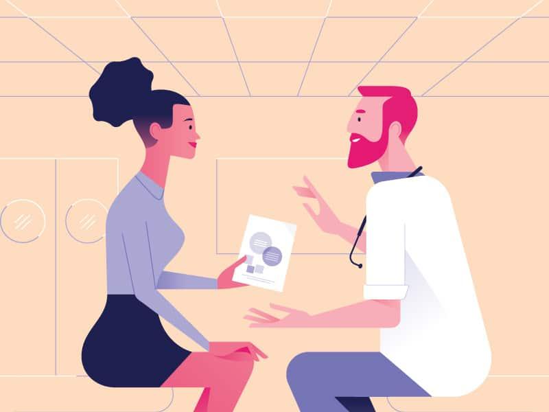 Медицина, пациент
