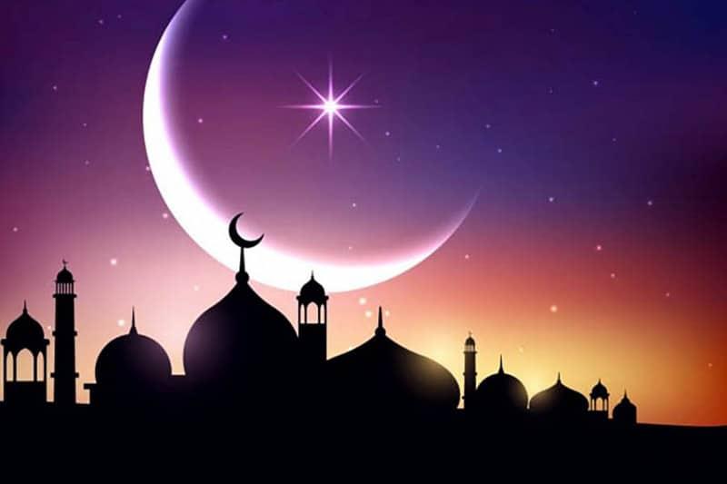 Рамазан, мечеть