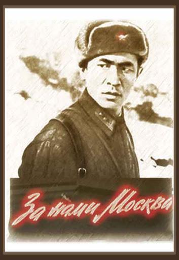 Казахфильм, за нами Москва