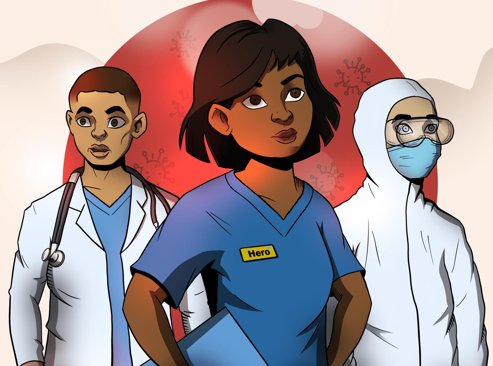 Пандемия, коронавирус