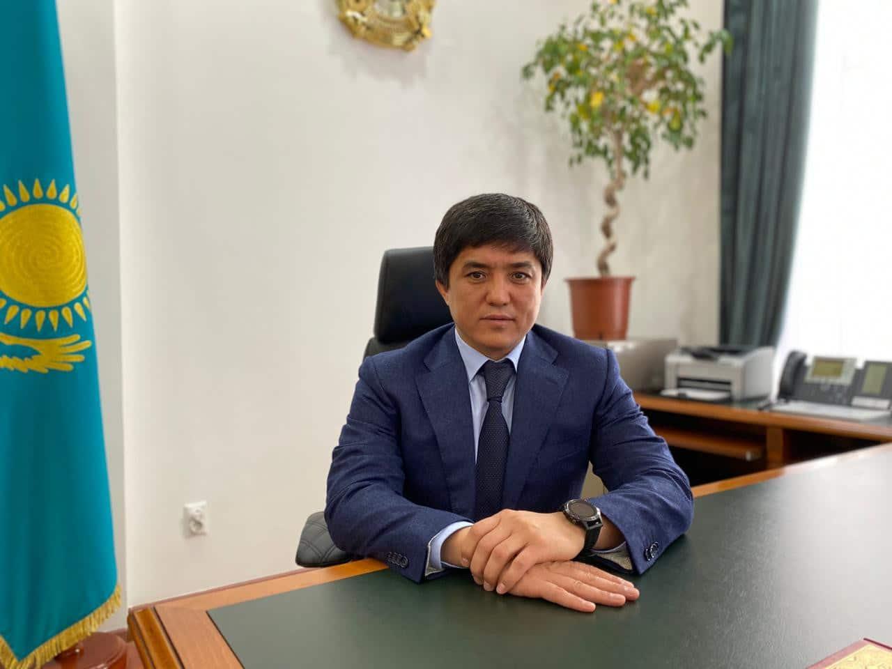 Самат Ергалиев