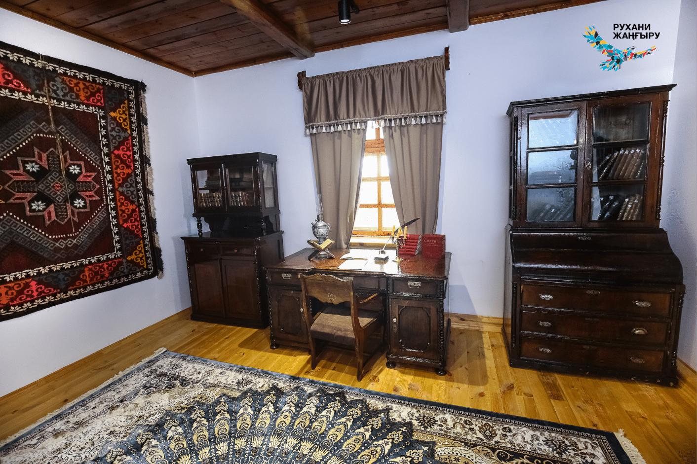 музей-заповедник Абая «Жидебай – Борли»