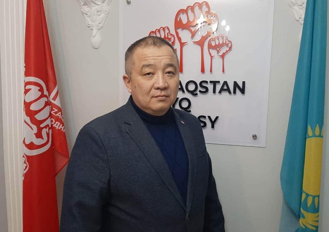 Олжас Сыздыков