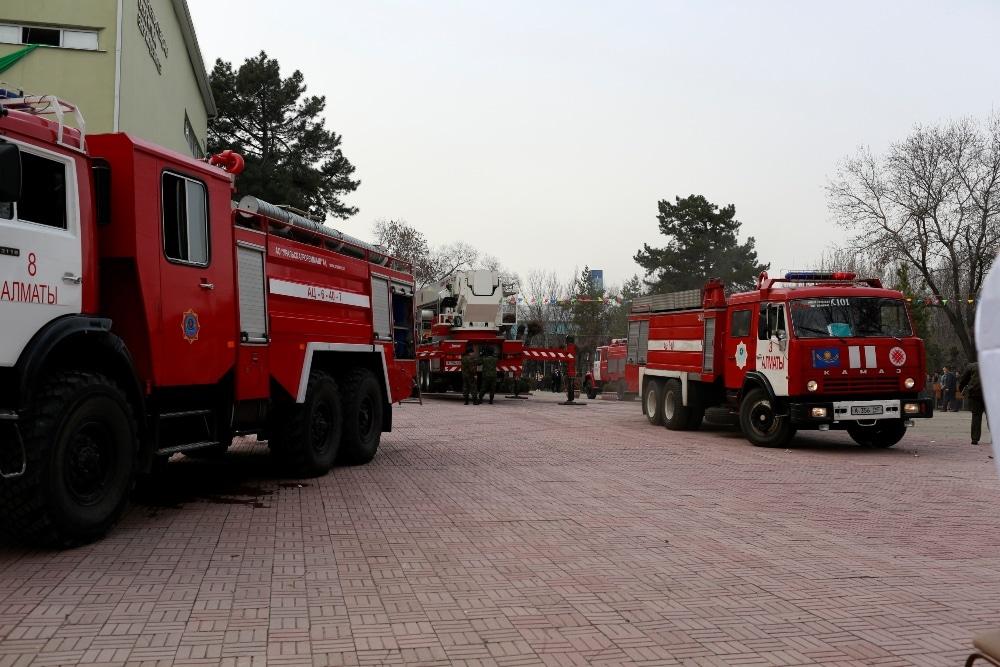 пожар, пожарный